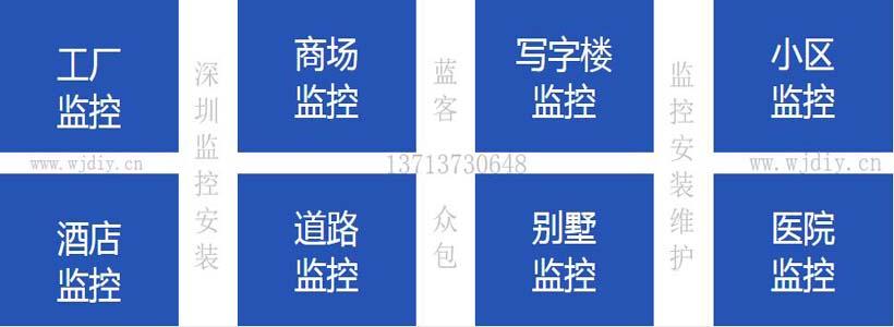 深圳監控安裝_視頻監控安裝_監控安裝常見問題解答
