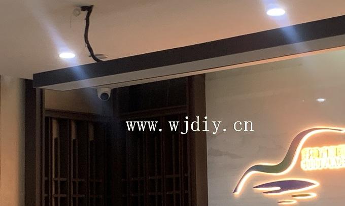 深圳彩云路附近專業弱電工程 智能高清監控系統設計安裝.jpg