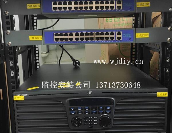 網絡監控布線安裝說明 深圳國花路附近安裝監控系統公司.jpg